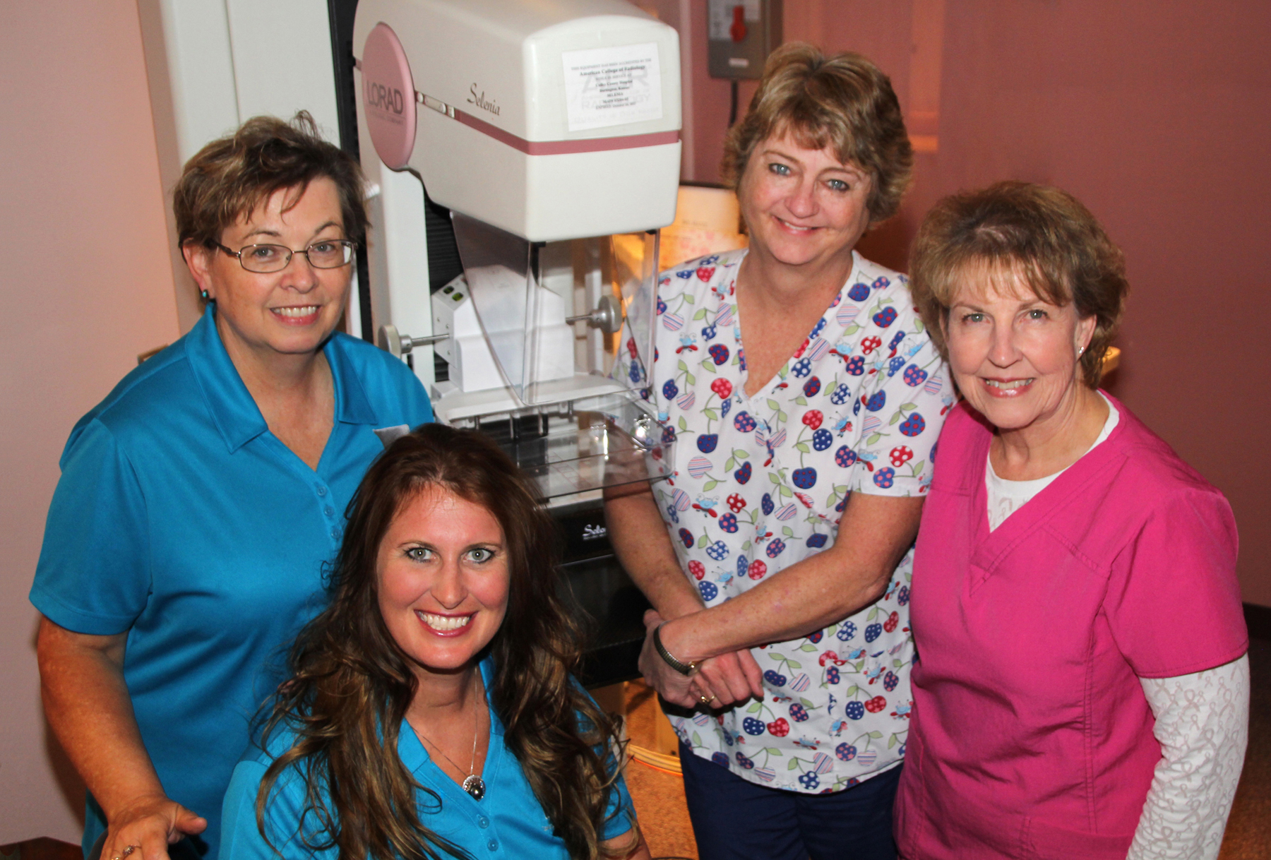 Coffey County Hospital Earns Mammography Accreditation