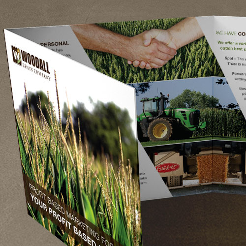 Woodall Grain Company Brochure