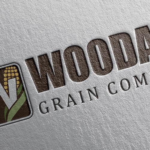Woodall Grain Company Branding