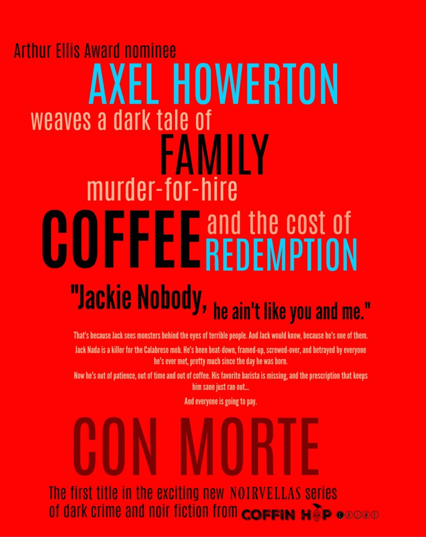 Con Morte back cover