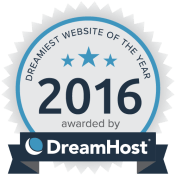 DreamHost Website of the Year Award