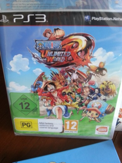 One-Piece-Unlimited-World-Edition-Chopper-PS3-unboxing-04
