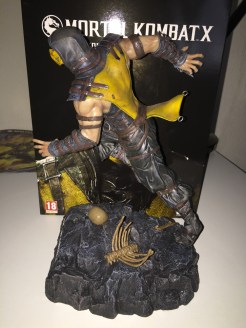 unboxing-deballage-mortal-kombat-X-edition-collector-11