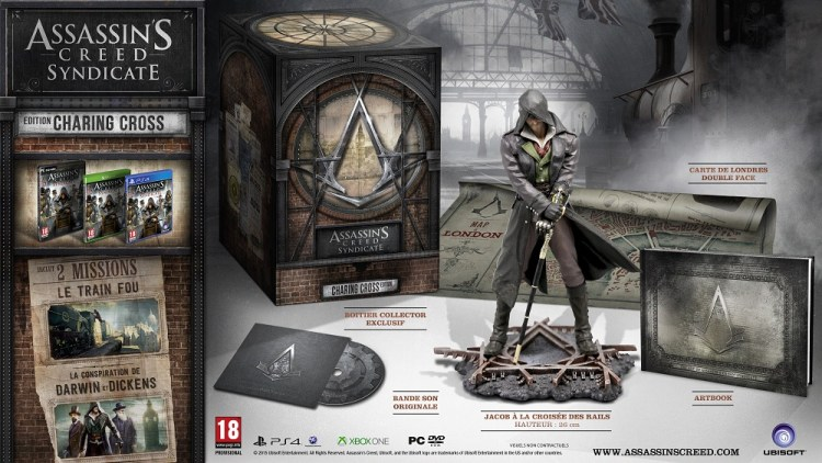 Assassin's Creed Syndicate - Édition Charing Cross