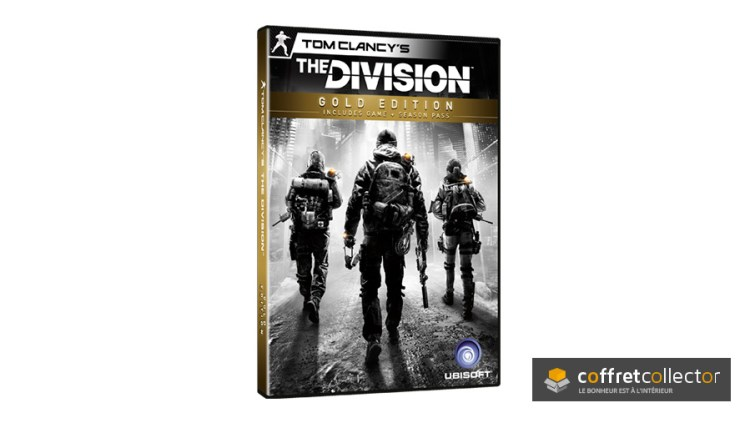 Tom's Clancy The Division - Edition Gold