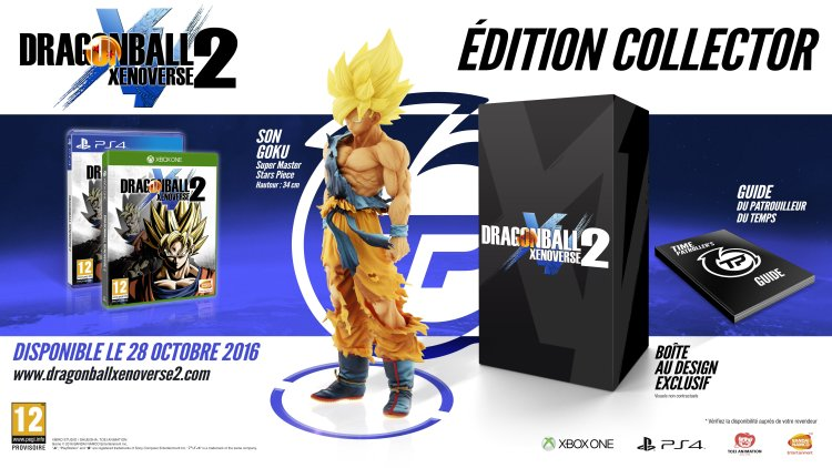Dragon Ball Xenoverse 2 - Edition collector