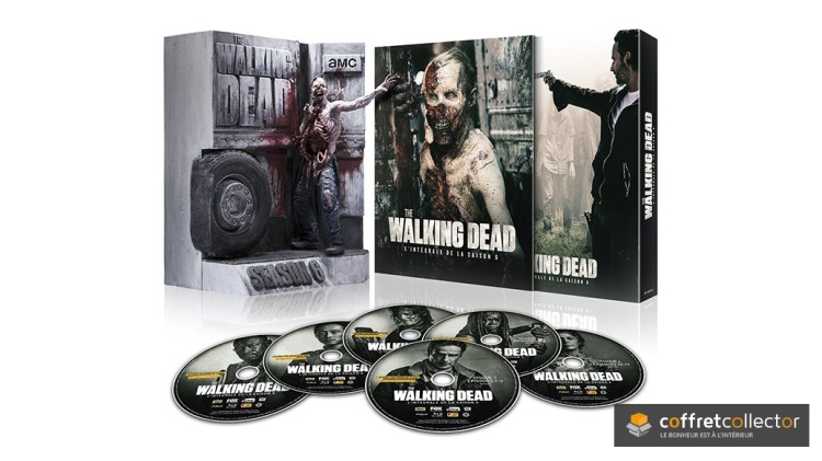 The Walking Dead: L'édition collector de la saison 6
