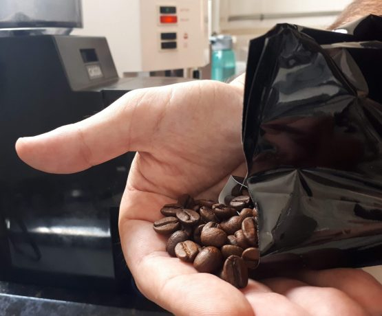 beans from the bag
