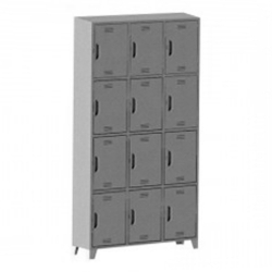 Lockers 3x4