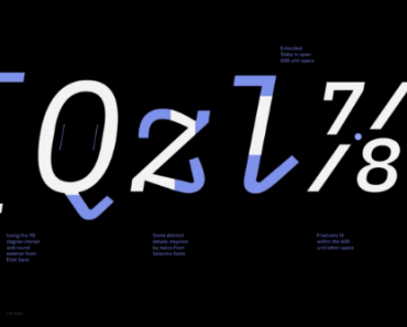 IBM Plex Corporate Typeface