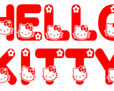 hello-kitty-font