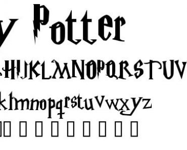 harry-potter-font