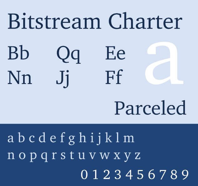 Bitstream Chartered