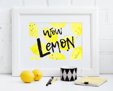 Lemon Tuesday Font 370x297