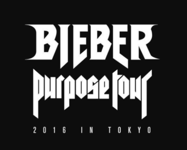 Purpose Tour Font