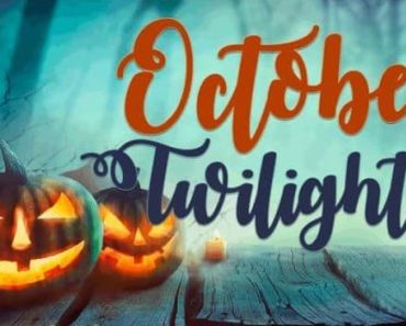 october twilight font 370x297