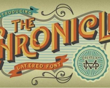 chronicle font 370x297