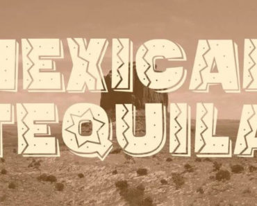 tequila font 370x297