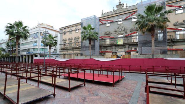Las recomendaciones sanitarias marcarán la Semana Santa de Huelva
