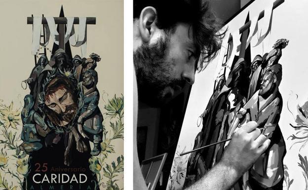 Un nuevo cartel de Pedro Líndez para la Semana Santa