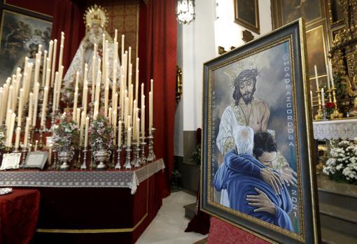 Una obra hecha desde el sentimiento en Córdoba