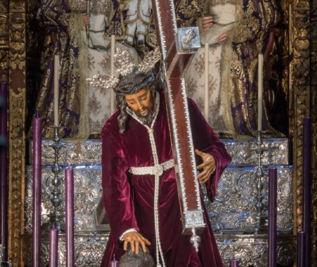 La Esperanza de Triana celebrará sus cultos cuaresmales en su Capilla de Los Marineros