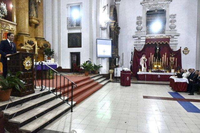 La Agrupación de Cofradías de Antequera suspende el Pregón de la Semana Santa de 2021 y aplaza el Cartel