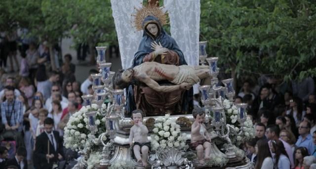 La Junta concede una subvención para restaurar el trono de la Virgen de las Angustias