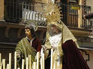 La Reina de los Mártires será la nueva Virgen de la hermandad de San Juan de Puente Genil