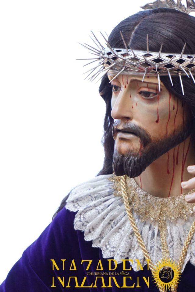 Presentacion del Cartel de Jesus Nazareno de Churriana de este 2021