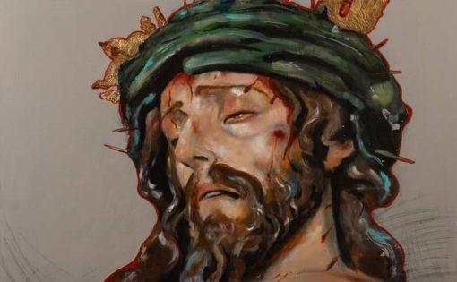 Presentado el cartel oficial de la Semana Santa de este año de Chiclana