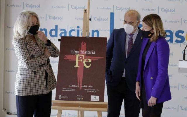 Inaugurada la exposición «Una Historia de Fe» en Cádiz