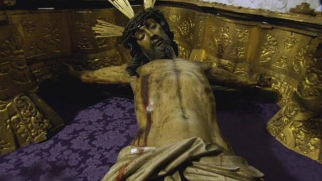 Asi ha sido el Vía Crucis Oficial de Hermandades de Cádiz