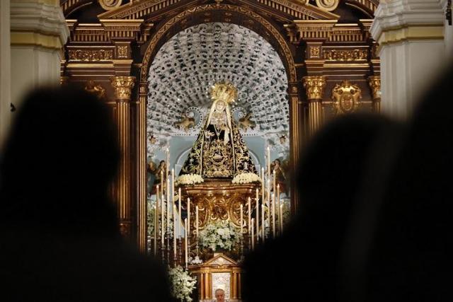 La peana de los Dolores de Córdoba lucirá en todo su esplendor