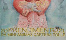 El Prendimiento de Córdoba centro del Cartel del Martes Santo 2021 que pintó Raúl Muñoz Gallardo
