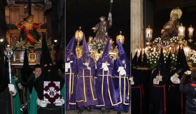 Tres cofradías de Valladolid piden permiso para celebrar actos en la calle durante la Semana Santa