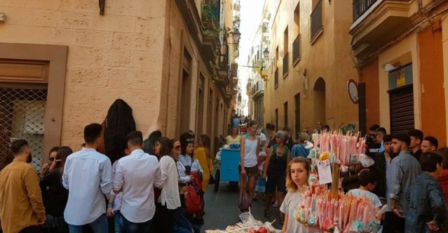 El Principal Problema de la Semana Santa de Cádiz