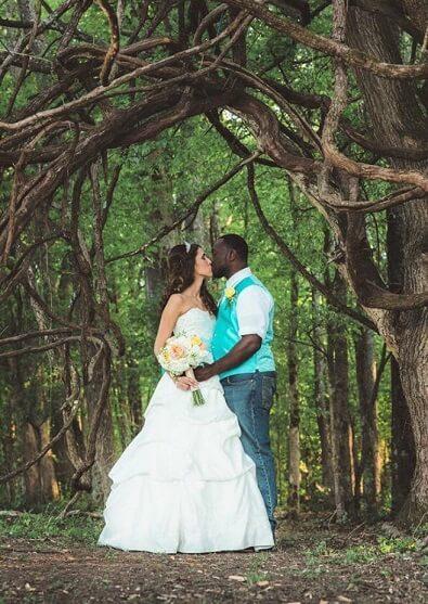 scenic weddings henderson tn
