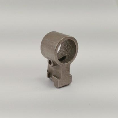 Stainless pin-on bayonet lug