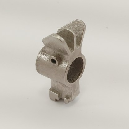 Stainless finish Mini-14 GB reproduction front sight/bayonet lug