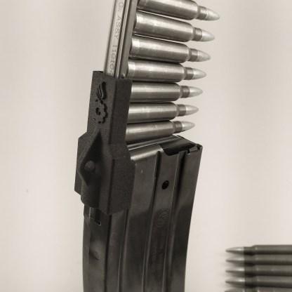 Mini-14 stripper clip spoon