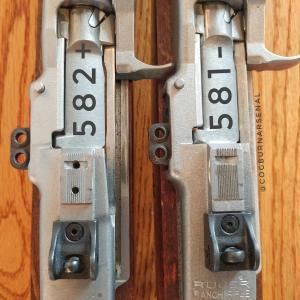 581 vs 582 reciever differences