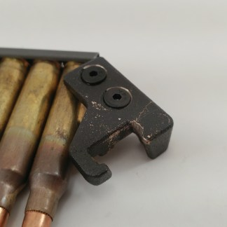 Blemished Mini-14 top mounted stripper clip guide
