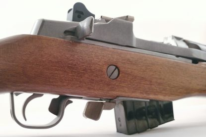 Mini-14 or Mini-30 extended magazine release
