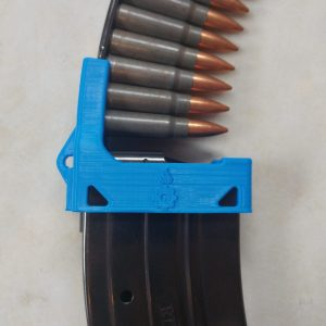 Mini-30 stripper clip Magazine loader