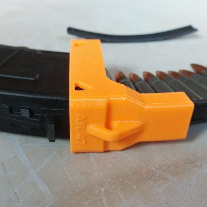 orange ak 47 magazine loader