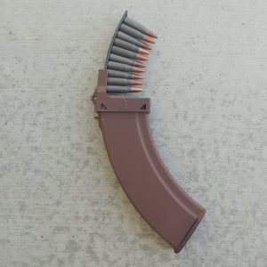 Brown AK47 mag loader