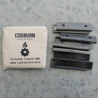 M14 stripper clips NSN 1305-00-914-7912