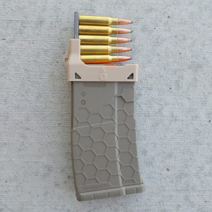 FDE mag loader for AR10 magazines