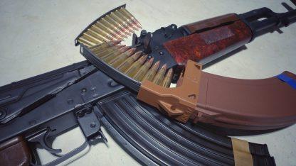 East german AK and magloader